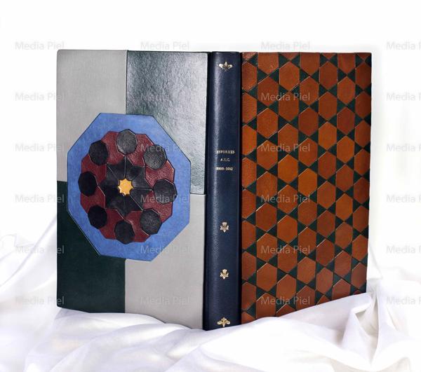 El mosaico en los libros