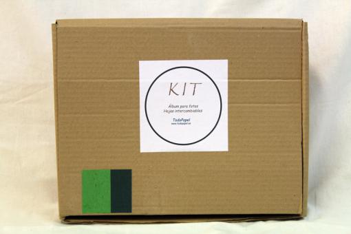 Album de fotos - Kit