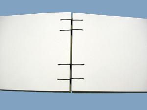 Libro cosido estilo Copto - Kit