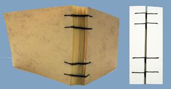 Kit - Libro cosido estilo Copto